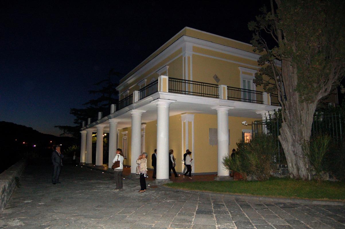 Villa delle Ginestre: Visita spettacolo e osservazione del cielo con gli Astrofili Vesuviani