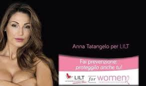 Campagna Lilt: Anna Tatangelo chiede scusa