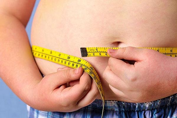 Allarme obesità infantile: maglia nera per la Campania