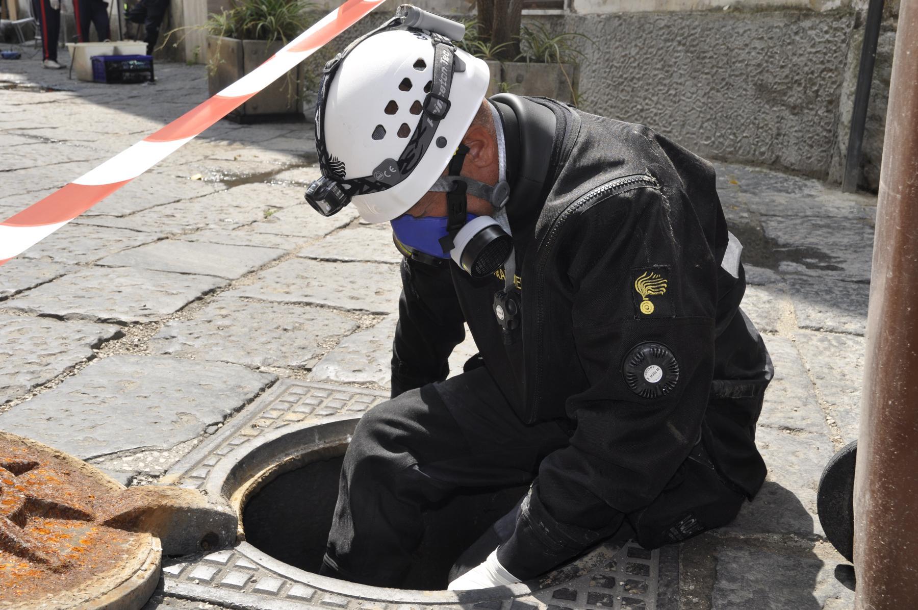 Banda del buco a via dei Mille scoperta dai Carabinieri