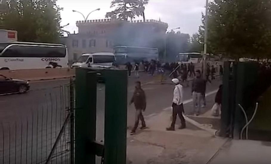 Ciro Esposito, l'aggressione e gli spari in un video inedito