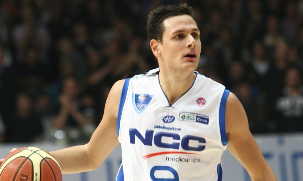 Givova Napoli Basket, Simone Berti: