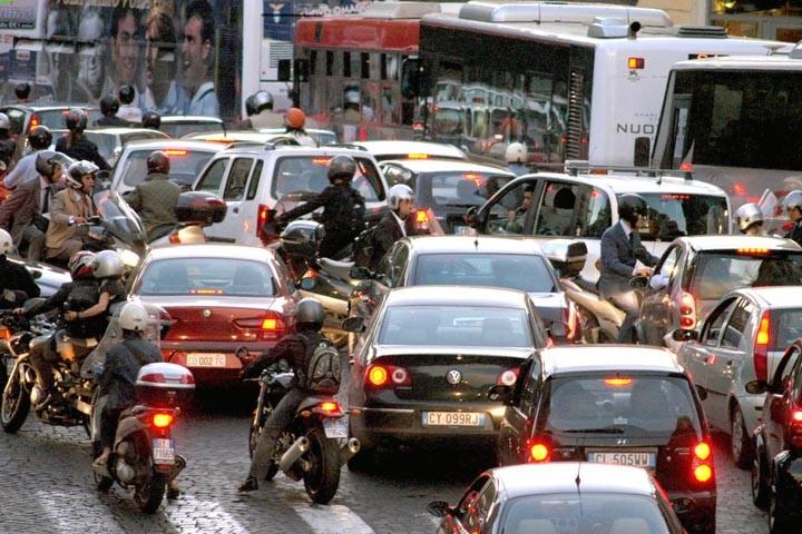 Inquinamento acustico, Napoli al terzo posto nel mondo