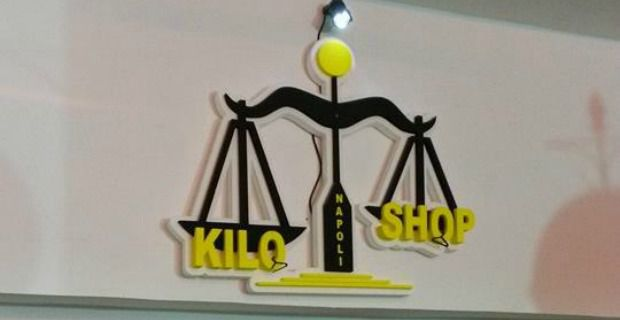 Kilo Shop, il vintage a peso