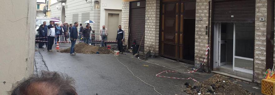 maltempo in Campania Villaricca