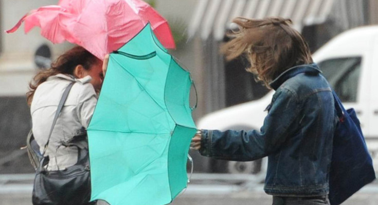 Maltempo in Campania, da martedì tornano le piogge
