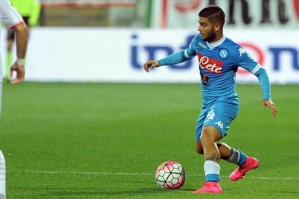 Napoli-Fiorentina, contro i viola a disposizione anche Insigne