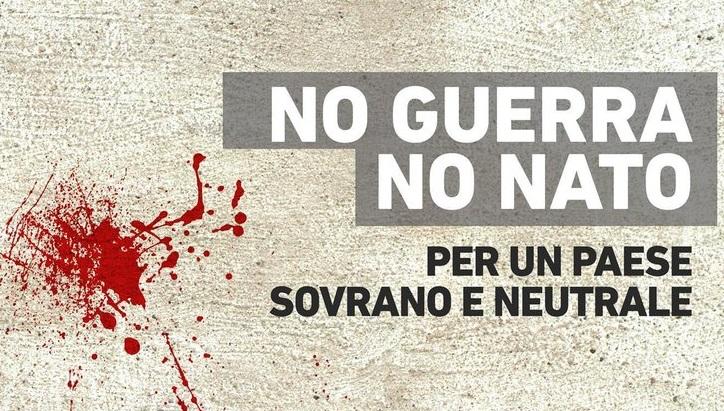 Risultati immagini per NO ALLE BOMBE NUCLEARI IN ITALIA APPELLO DEL COMITATO NO GUERRA NO NATO