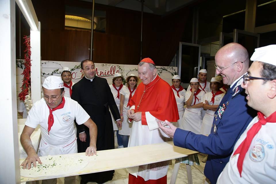 Sarà il napoletano Vincenzo Staiano a preparare la pizza per i poveri di Papa Francesco