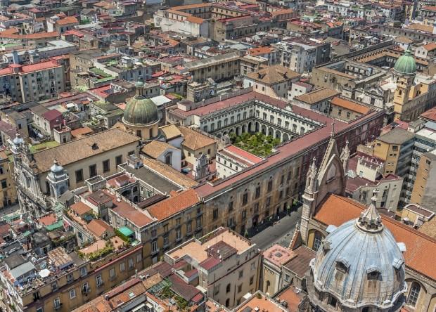 Duomo di Napoli: apre la terrazza panoramica