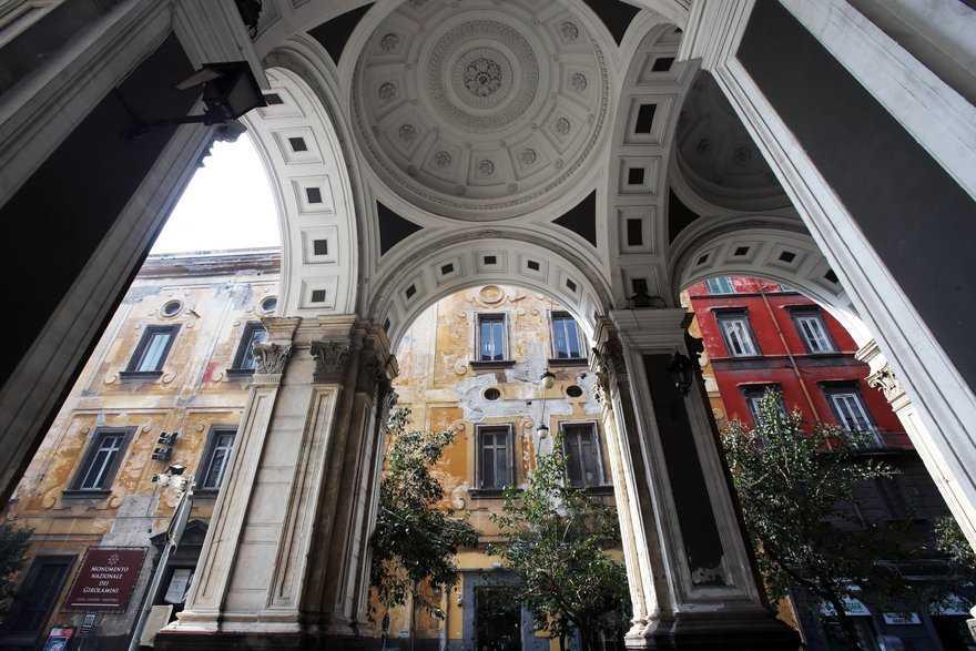 La festa di via Duomo: il 5 dicembre riapre la sala Agata del Museo Filangieri