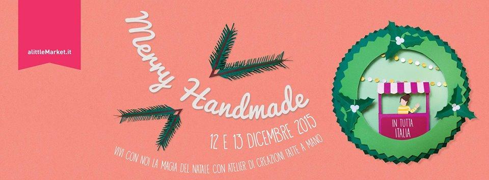 Merry Handmade: al Vomero il 12 e il 13 dicembre