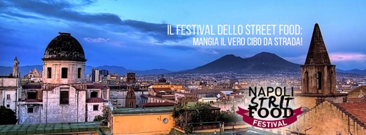 Anteprima invernale del Napoli Strit Food Festival a Piazza del Gesù