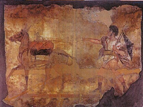 Affreschi trafugati a Paestum recuperati: torneranno a casa il 10 gennaio