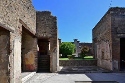 Area archeologica di Pompei: parte la messa in sicurezza della casa di Marco Lucrezio