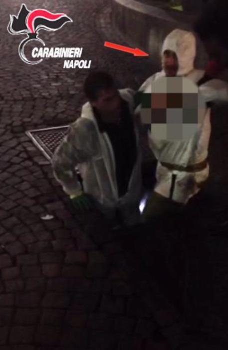 Banda del buco arrestata mentre cercava di svaligiare una gioielleria nel Napoletano