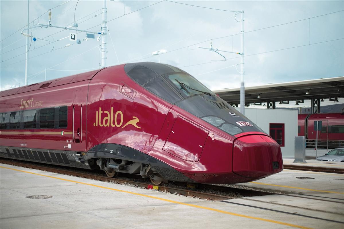 Campania Special: arriva la nuova offerta di Italo