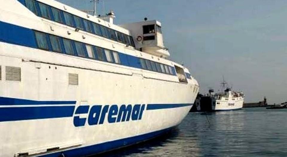 Caremar: saltate corse da e verso Golfo di Napoli, causa sciopero dipendenti