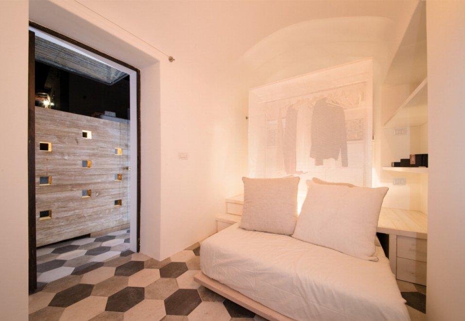 Casa in miniatura a Ischia: 11 metri quadri in cui vivere