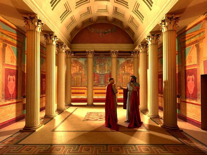 Ercolano e Pompei: dal 27 novembre la mostra 'Pompei e Ercolano vita all'ombra del Vesuvio'