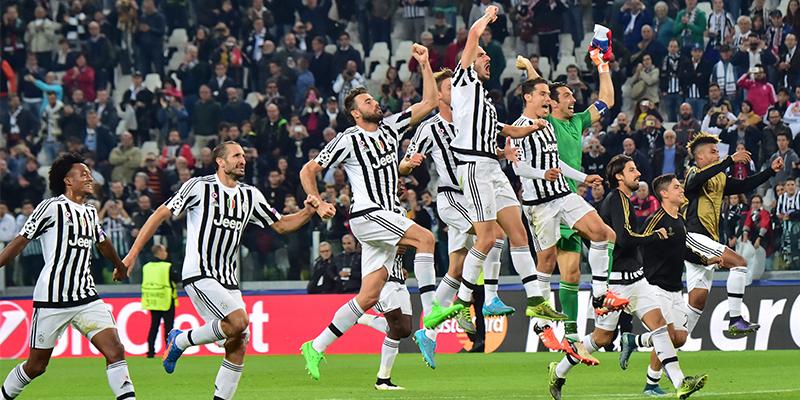 Juventus-Borussia Moncheclabach