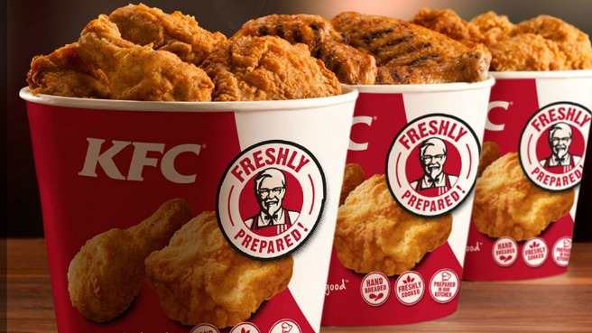 Kentucky Fried Chicken: arriva anche in Campania?