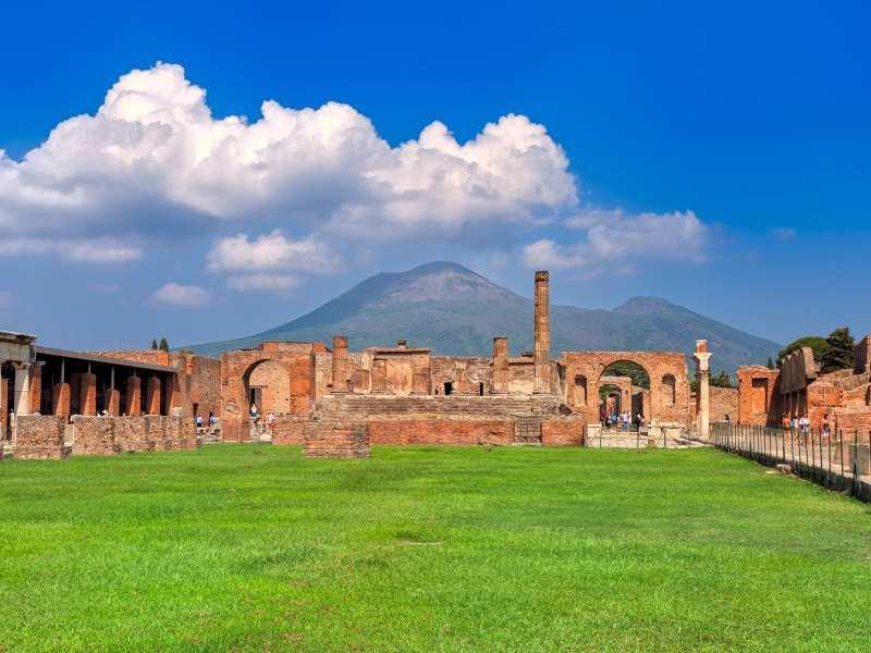 Musei gratis: boom di ingressi a Pompei e Caserta