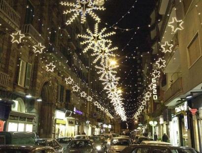 Notte bianca nel Rione Sanità e tanti eventi per festeggiare il Natale a Napoli