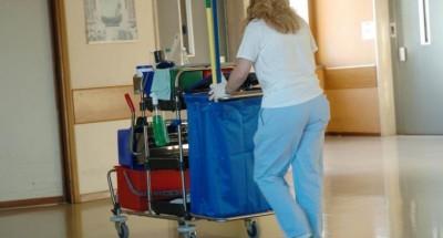 Sciopero addetti pulizie ospedali nel Casertano da questa mattina per otto ore