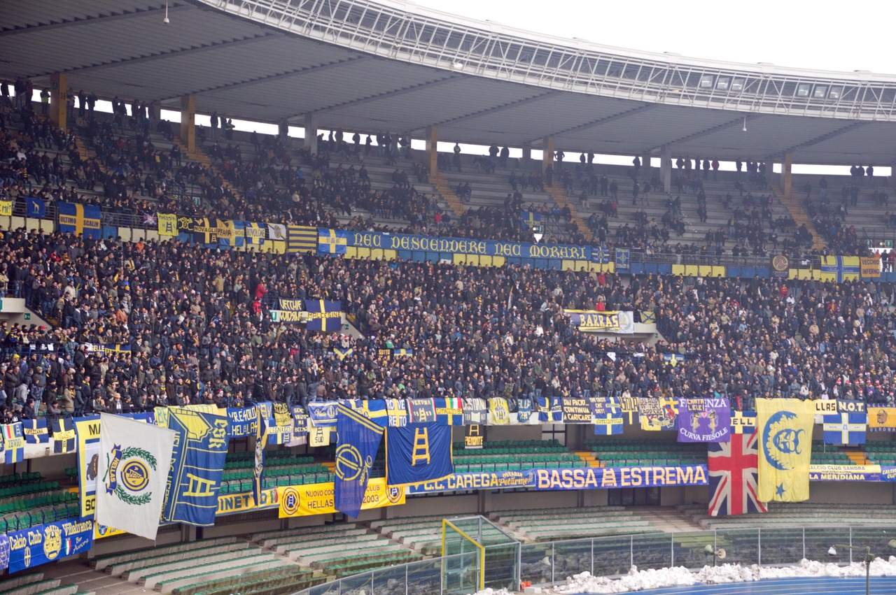Allarme terrorismo, controlli serrati per Verona-Napoli