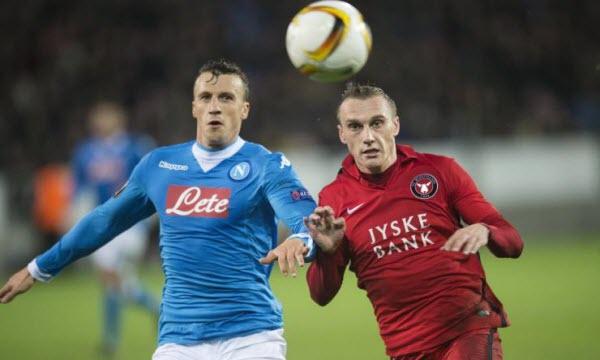 Napoli alla conquista dell'Europa, primato nel girone con 2 giornate d'anticipo