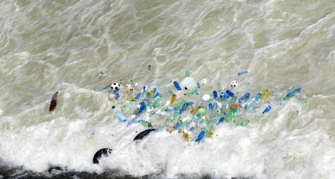 Discarica abusiva grande quanto 53 campi di calcio scoperta nel Salernitano