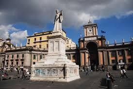 Arriva il Palacomieco a Piazza Dante