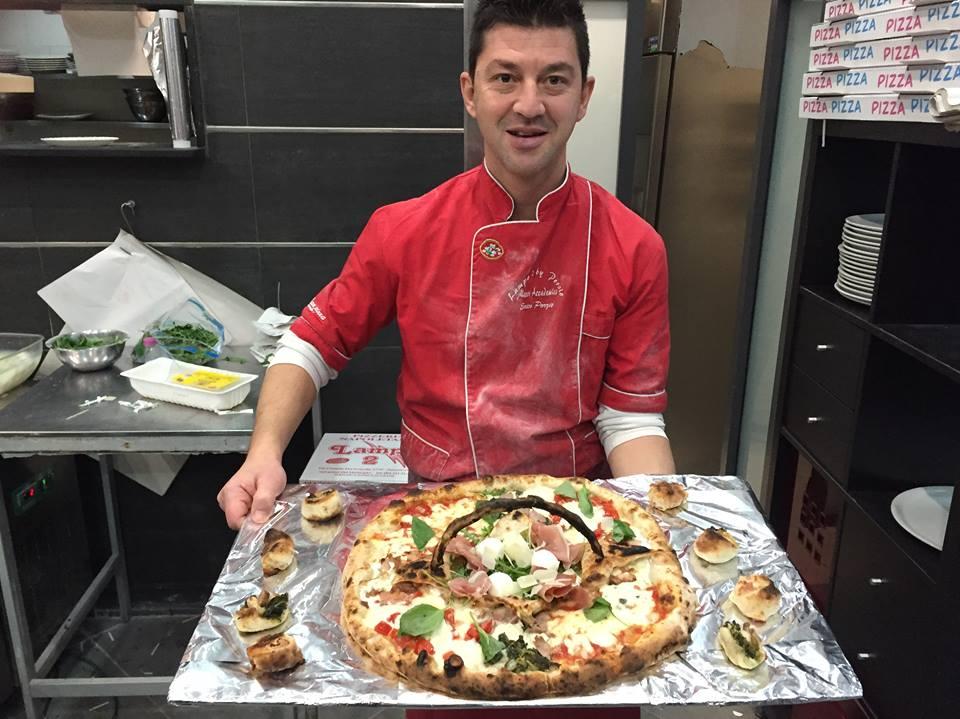 Pizzeria PORZIO By Lampo2