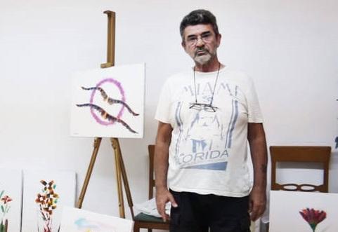 """Mostra pittorica """"Prigioni"""" di Giuseppe Rosano, ex internato dell'Ospedale psichiatrico giudiziario"""