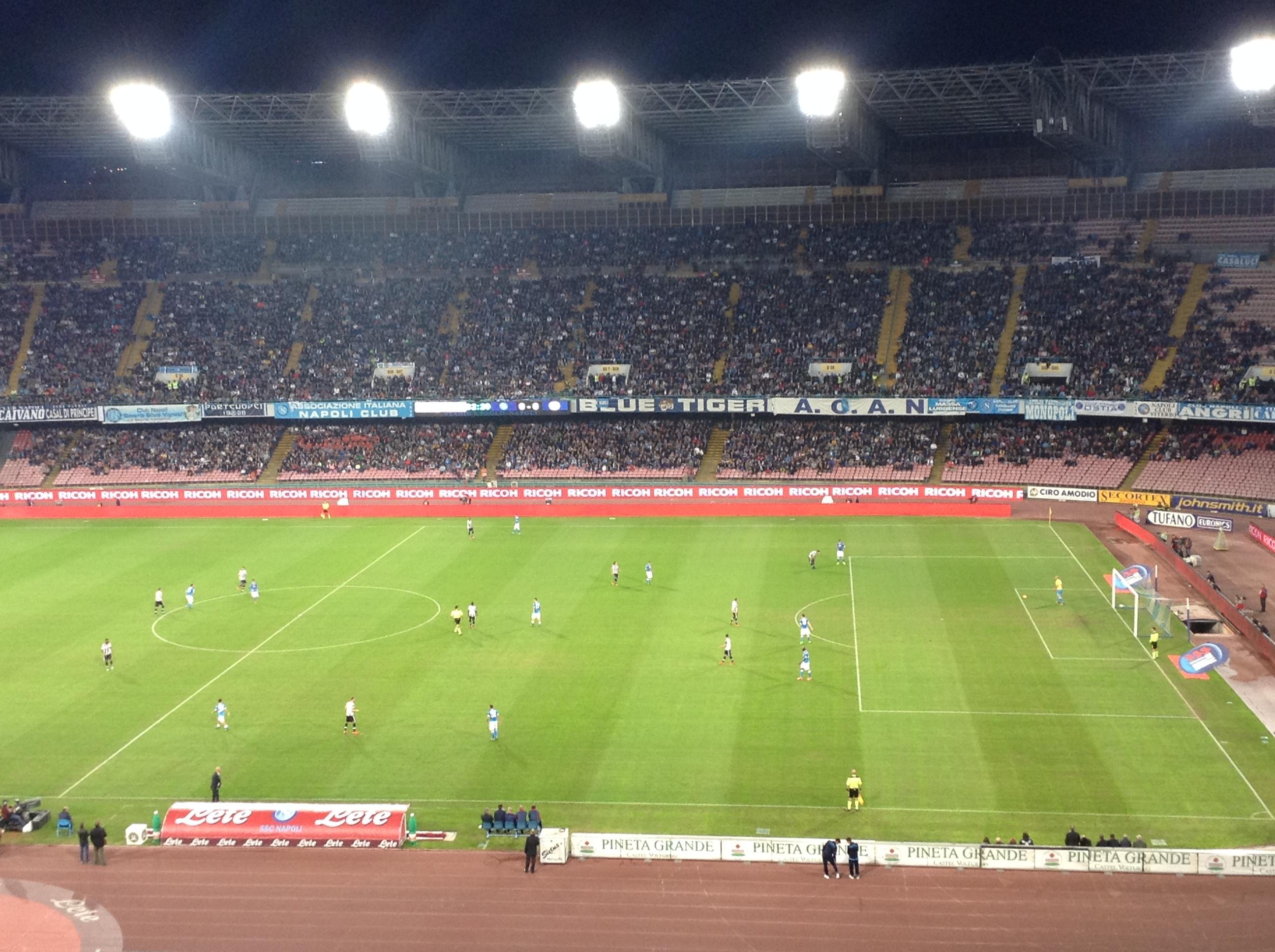Napoli Udinese 1-0, Higuaín porta il Napoli al 3 posto