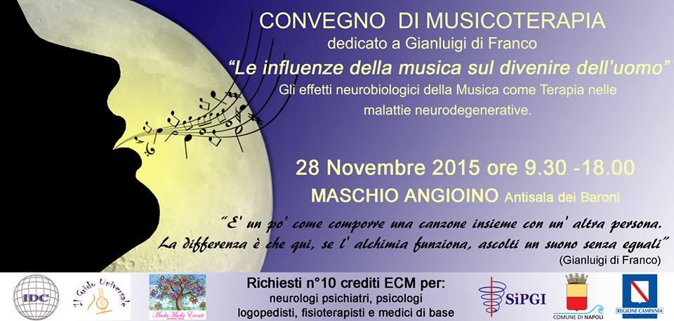 convegno musicoterapia