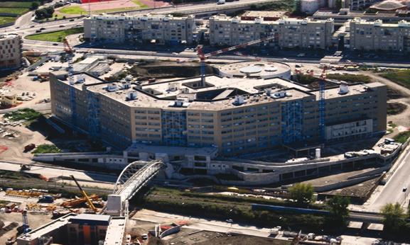 Ospedale del Mare, testata a Oss per barella negata
