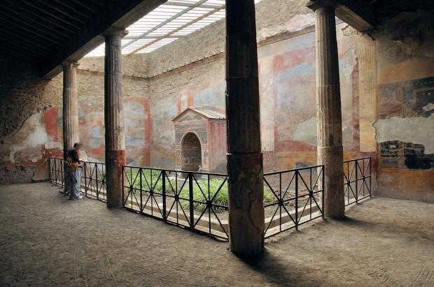 Scavi di Pompei, a Natale riaperte 5 domus