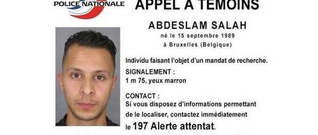 Uno degli attentatori della strage di Parigi sarebbe in fuga e la caccia è stata aperta anche in Italia: Ministero dell'Interno diramato ordine di ricerca.