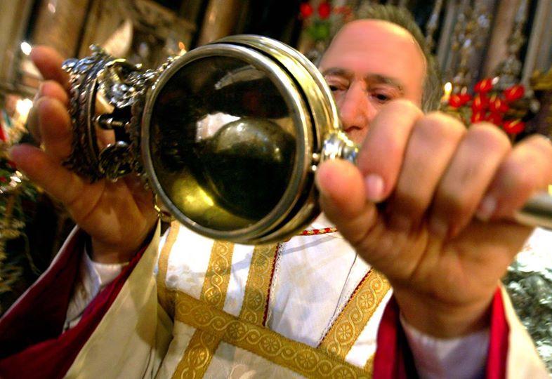"""""""Urbs sanguinum"""" a San Domenico Maggiore"""