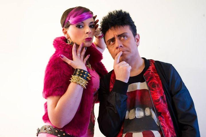 Al Centro Commerciale Auchan il 7 dicembre il duo comico Arteteca