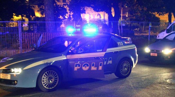 Colpi d'arma da fuoco esplosi nel Napoletano