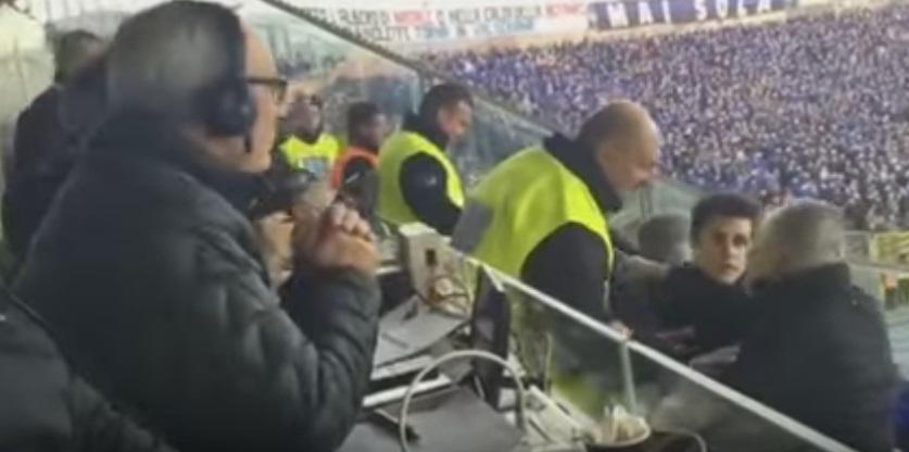 """Giornalisti napoletani aggrediti a Bergamo: """"Terroni, non vi vogliamo"""" (VIDEO)"""