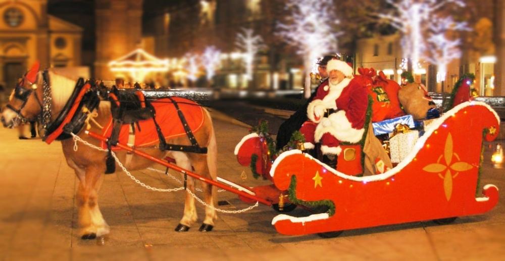 Babbo Natale a Chiaia il 19 dicembre