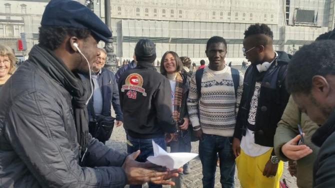 Migranti: trasferimento di cinquanta richiedenti asilo da Udine, 25 in Campania