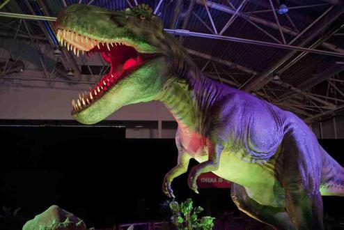 Days of the Dinosaur: prorogata fino al 14 febbraio
