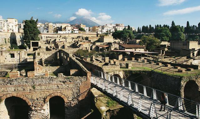 Capitale Italiana della Cultura: la speranza di Ercolano