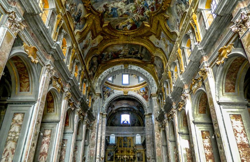 La Chiesa dei Santi San Severino e Sossio torna visitabile con