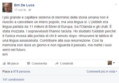 Erri De Luca - Post